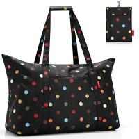 Сумка складная Mini maxi travelbag dots, Reisenthel